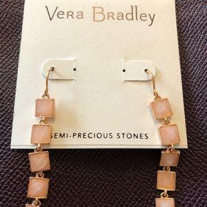 Vera Bradley Rose Gold Earrings